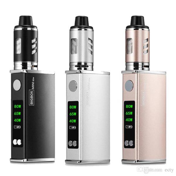 e-cigaret bigbox 80W
